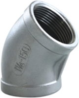 Picture of ANIX ANIX SS316 CL150 NPT 45° Elbow