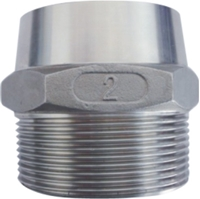 Picture of ANIX SS316 CL150 NPT Hex Weld Nipple