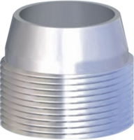 Picture of ANIX SS316 CL150 NTP Tube Nipple