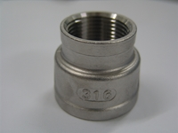Picture of ANIX SS316 CL150 NPT Reducing Socket Banded