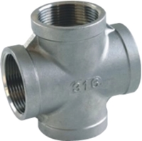 Picture of ANIX Stainless Steel CL150 NPT Cross