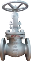 Picture of WCB Flanged Globe Valve Trim8 ANSI 300
