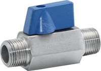 Picture of Mini Ball Valve SS316 M/M