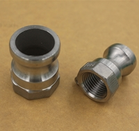 Picture of SS304 Camlock Type A