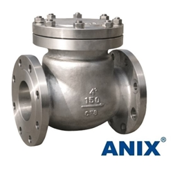 Picture of ANIX Stainless Steel  Swing Check Valve Class 150 / 300 RF
