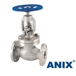 Picture of ANIX Stainless Steel  Globe Valve Class 150 / 300 RF