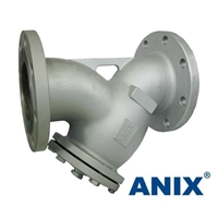 Picture of ANIX Carbon Steel  Y strainer Class 150 / 300 RF