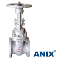 Picture of ANIX Carbon Steel  Gate Valve - RF, Trim 8 Class 150 / 300 / 600