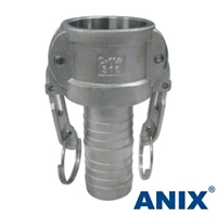 Picture of ANIX Stainless Steel 316 Camlock Coupling Type C