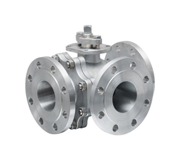 Picture for category 3-Way Ball Valve